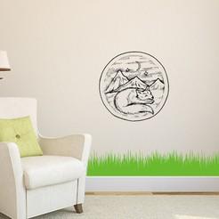 8.jpg Download STL file Wall Decor • 3D print design, muhammedalicaf