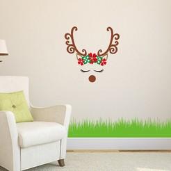 Télécharger fichier STL gratuit Décoration murale • Design pour imprimante 3D, muhammedalicaf