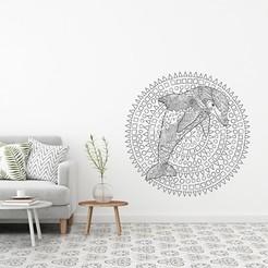 2.jpg Download STL file Wall Decor • 3D print design, muhammedalicaf