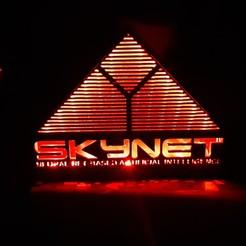 Descargar archivo 3D gratis La caja de luz de Skynet, BritsFabrication