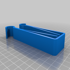 Télécharger fichier STL gratuit Clip de ski long • Plan pour impression 3D, Witalka