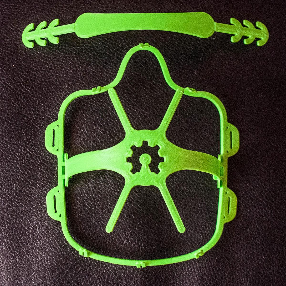 5.jpg Download free STL file Hermetic Mask • 3D print design, Checho3d