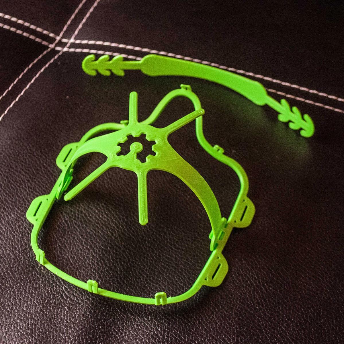 4.jpg Download free STL file Hermetic Mask • 3D print design, Checho3d
