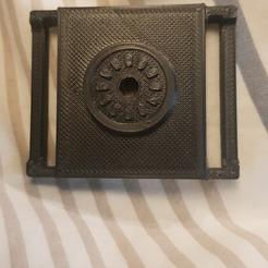 84921432_507513683503723_7600785520444047360_n.jpg Download STL file leatherman raptor shears belt holder • 3D printer object, MankeyJohn