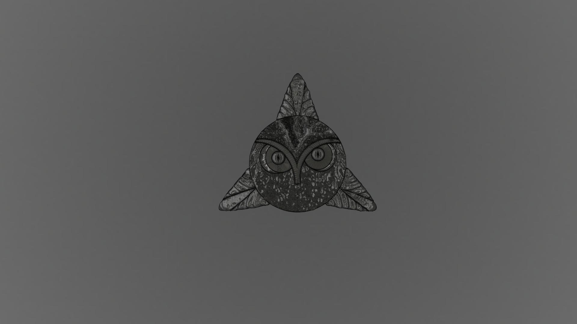 Harry Potter Egg v3.png Télécharger fichier OBJ gratuit Modèle d'impression 3D de Harry Potter et la Coupe de feu (Oeuf) • Objet à imprimer en 3D, quaddalone