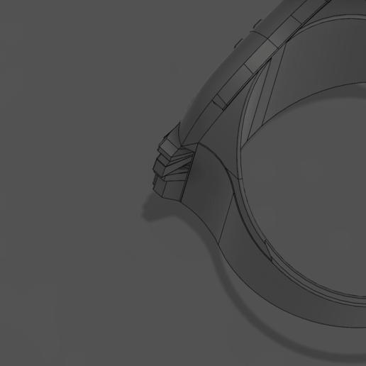 15.png Télécharger fichier OBJ gratuit Anneau mandalorien • Modèle imprimable en 3D, quaddalone