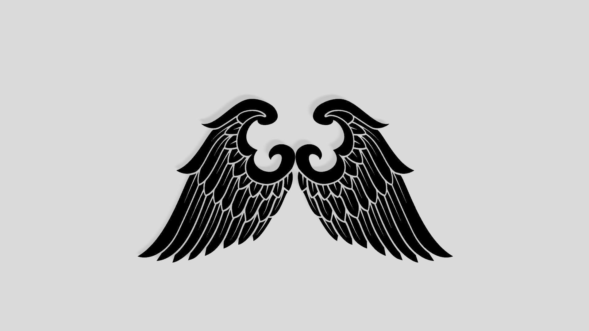1.png Download free OBJ file Wings • 3D print model, quaddalone