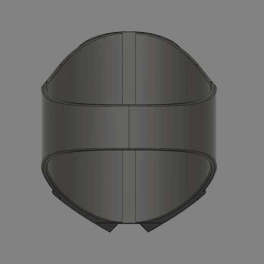 14.png Télécharger fichier OBJ gratuit Anneau mandalorien • Modèle imprimable en 3D, quaddalone