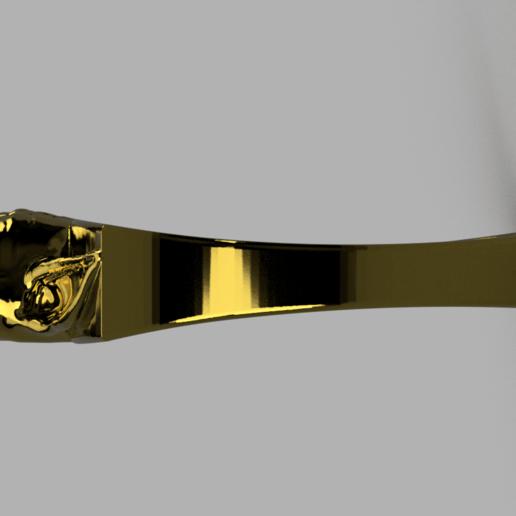 Baby_Yoda_Ring_17mm_Cut(FINAL)4.png Télécharger fichier STL gratuit Bébé Yoda Ring • Plan pour imprimante 3D, quaddalone