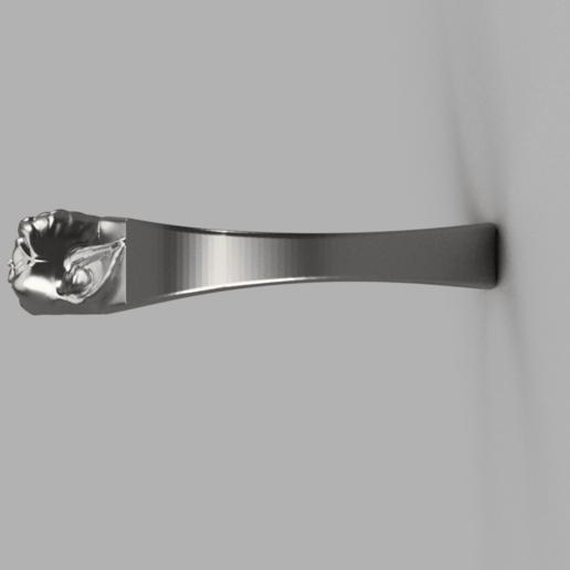 Baby_Yoda_Ring_17mm_Cut(FINAL)9.png Télécharger fichier STL gratuit Bébé Yoda Ring • Plan pour imprimante 3D, quaddalone
