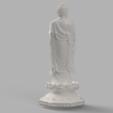 Download free STL file Buddha • Model to 3D print, quaddalone