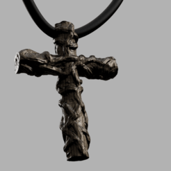Download free 3D printer templates Vikings Cross, quaddalone