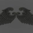 2.png Download free OBJ file Wings • 3D print model, quaddalone