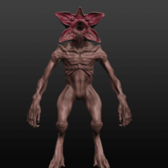 Download free 3D printer model Stranger Things Demogorgon, xEliteAnubisx