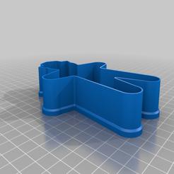 Download free 3D printing models Smokey Bear Cookie cutters, xEliteAnubisx