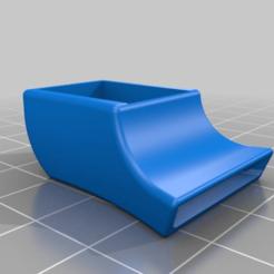 Télécharger plan imprimante 3D gatuit Conduit pour ventilateur de soufflerie, xEliteAnubisx
