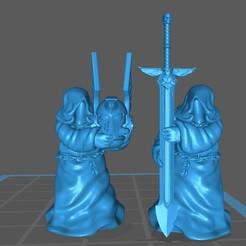2020-09-02_22-43-09.jpg Download free STL file Little Watcher Dudes Updated • 3D printable design, GobotheFraggle