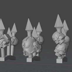 2020-10-04_16-02-39.jpg Download free STL file Trophy Racks • 3D printable object, GobotheFraggle