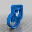 Télécharger fichier imprimante 3D gratuit Ottoman 3D - Extrudeuse à engrenages entièrement imprimable v2 (FPGE), erolyigit