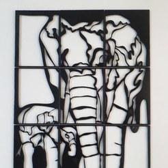 IMG_20201016_162849_050.jpg Download STL file Elephant decoration • 3D printable template, ingjhonmurillo
