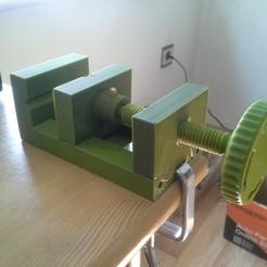 Download 3D printer designs clamp, intermechaniker