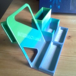20200128_142902_1.jpg Télécharger fichier STL Organisateur • Design pour impression 3D, intermechaniker
