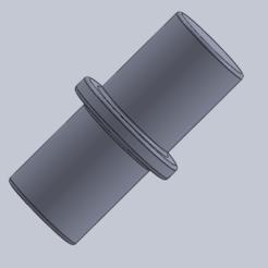 Télécharger fichier impression 3D gratuit support d'atagère, triple-andouille