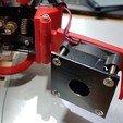 Télécharger fichier STL gratuit Modification du ventilateur de l'extrudeuse Anet A8 (porte) • Plan pour impression 3D, LozuryTech