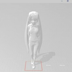 20201227_031042.jpg Download STL file miku • 3D printable object, marucho