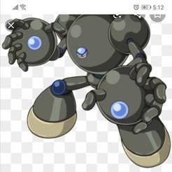 Screenshot_20201003_181039.jpg Télécharger fichier STL elementary hero mud ball • Design pour imprimante 3D, maruchomey