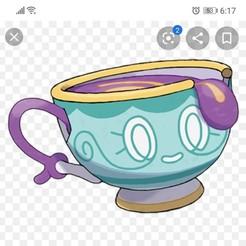 Screenshot_20201003_174917.jpg Télécharger fichier STL pokemon sinistea • Plan pour imprimante 3D, maruchomey