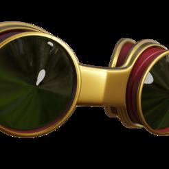 Download free STL file Antique Lenses, alextab
