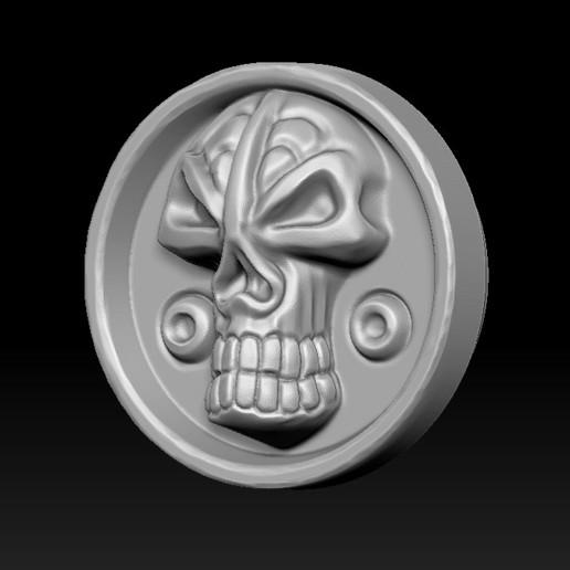 2020-07-05_123622.jpg Télécharger fichier STL gratuit Clé pirate • Modèle pour impression 3D, Haridon