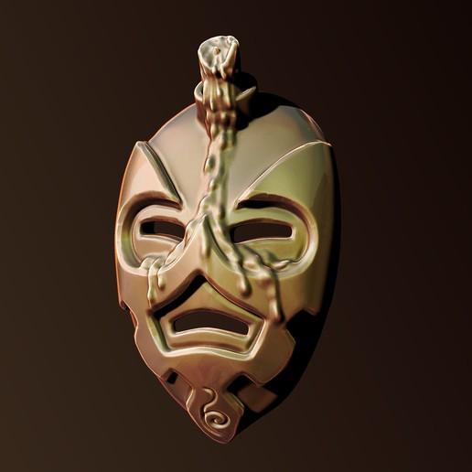 Download 3D printer designs Candle mask, Haridon