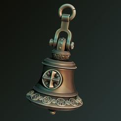 Descargar archivo 3D Big Bell, Haridon