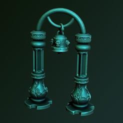 Impresiones 3D Arch Bell, Haridon