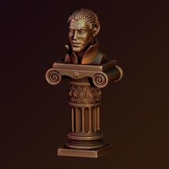 Download 3D printer designs pedestal 1, Haridon