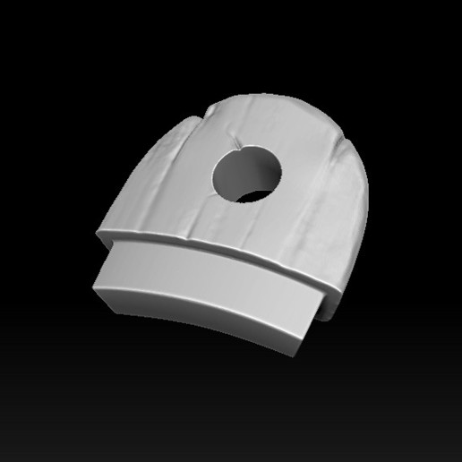 27.jpg Download STL file witch bucket • 3D printable template, Haridon