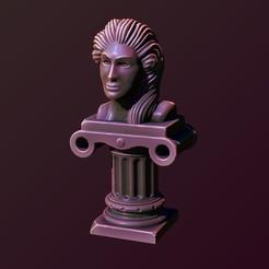 2.jpg Download STL file pedestal 3 • 3D printable template, Haridon