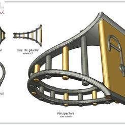 Chevalière_1.jpg Download free STL file Chevalière • 3D printable object, albertkarlen
