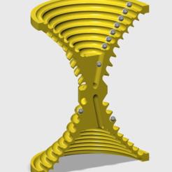 Principe_sablier_à_billes.PNG Download free STL file Sablier à billes • 3D print model, albertkarlen