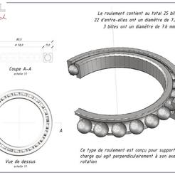 Télécharger fichier imprimante 3D gratuit Roulement à billes, albertkarlen