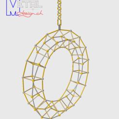 Moebius.PNG Download free STL file Boucles d'oreilles • 3D printer template, albertkarlen