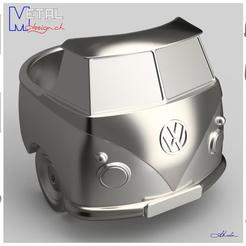 Bague_combi_5-Shapetizer_2.jpg Download free STL file Bague combi vw • 3D printing design, albertkarlen