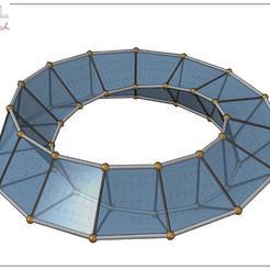 Télécharger objet 3D gratuit Anneau de Moebius, albertkarlen