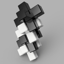 cheval_de_frise_5.png Download free STL file Cheval de frise • 3D printing object, albertkarlen