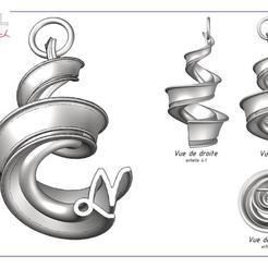 AstrEar-capricorne.jpg Download free STL file Astr'ear Capricorne • 3D printable model, albertkarlen