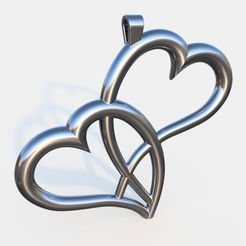 Entwined-2.png Download STL file Entwined • 3D print template, albertkarlen