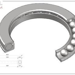 Télécharger fichier 3D gratuit Roulement axial, albertkarlen