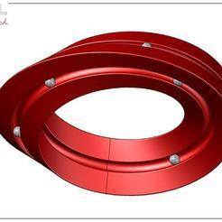 machine_à_billes_Moebius.jpg Download free STL file Machine à billes • 3D printing design, albertkarlen
